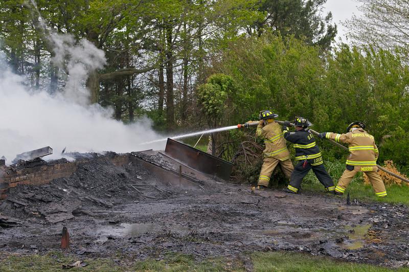 PGFD House Burn