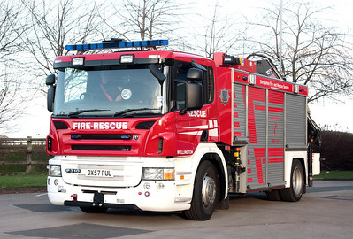 Shropshire Fire and Rescue