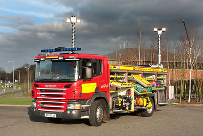 Staffordshire Fire and Rescue