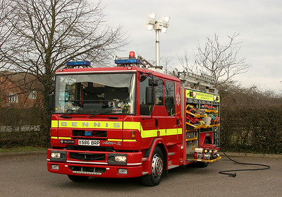 Warwickshire Fire and Rescue