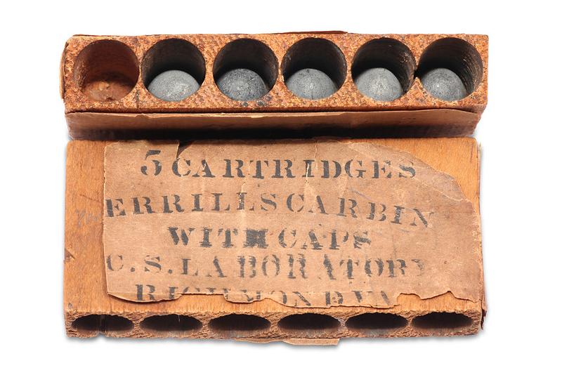 Confederate Cartridge Packages -Merrill