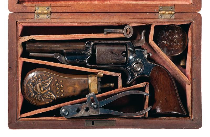 Colt Root Revolver 17383