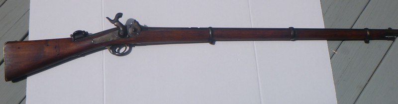 Full Stock Rifle (unmarked) (1)