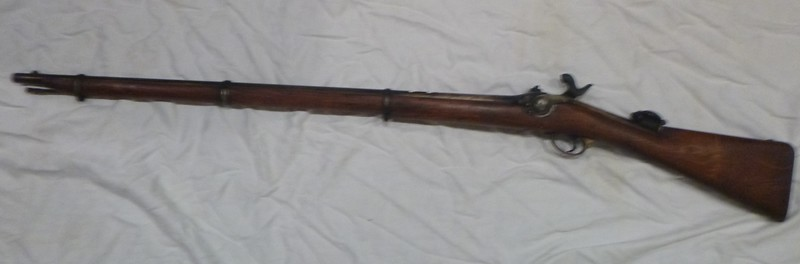 Full Stock Rifle (unmarked) (10)