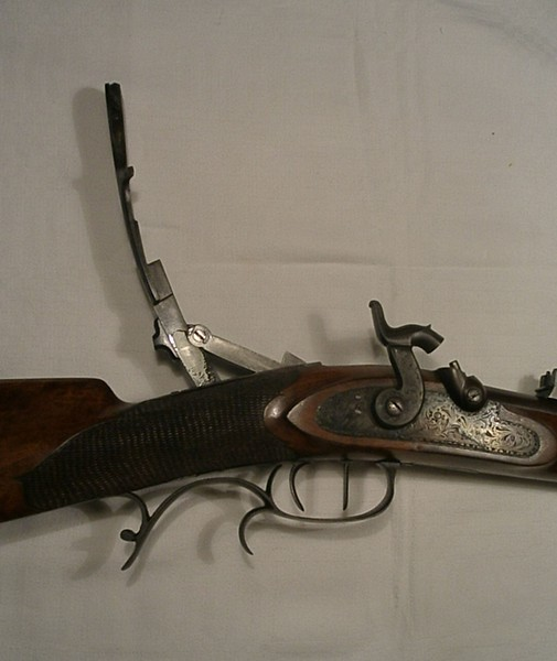 Patent half stock sporting rifle (NSN) 2 (5)