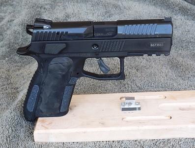 Pistol Range 6-12-16 9mm only
