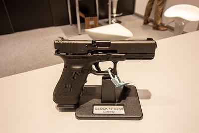 Glock 17 Gen 4 Cutaway