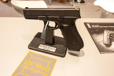 Glock 17 Gen 4 for UK MoD