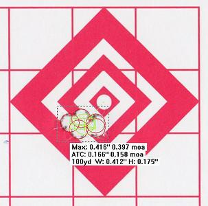 Savage 10FCP HS Precision Rifle