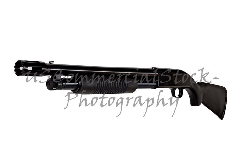 Shotgun Rifle Police Combat Defense Pump Action USA