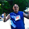 Runners participate in the annual Firecracker 4-Miler on Tuesday, July 4, 2017.