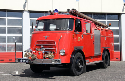 Fire engine preservation in Holland
