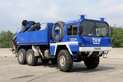 Germany - Technisches Hilfswerk