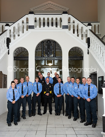 Firefighters Pinning 2018