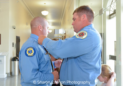 Firefighter's Pinning Oct 20016