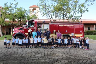 Firefighters Visit PPK