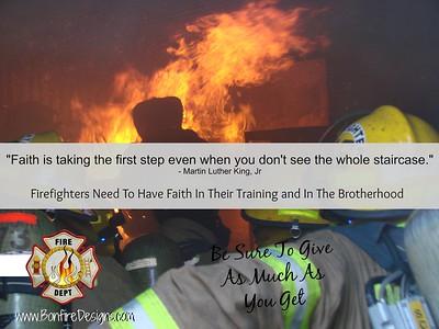 Firefighter Faith