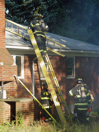 Budd Lake Drills in Another Vacant House