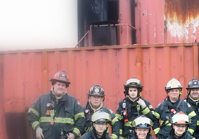 Somerset County Training Live Burns