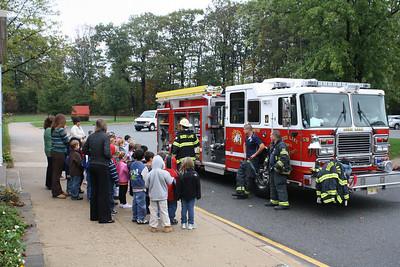 Budd Lake Fire Prevention Week 2010