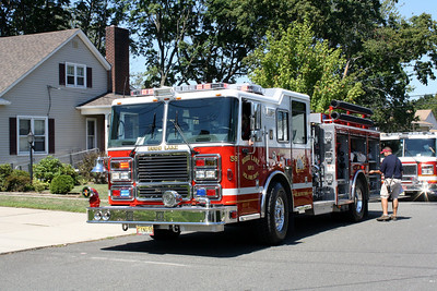 East Brunswick Independent Fire Company Dedicates New Building