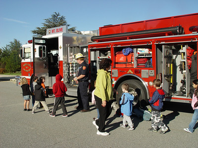 Budd Lake Firefighters hold Fire Prevention Open House