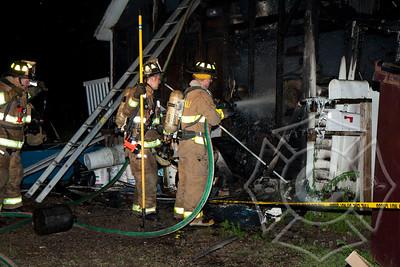 Taftville Garage Fire-5