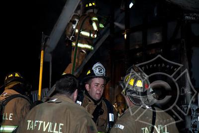Taftville Garage Fire-3
