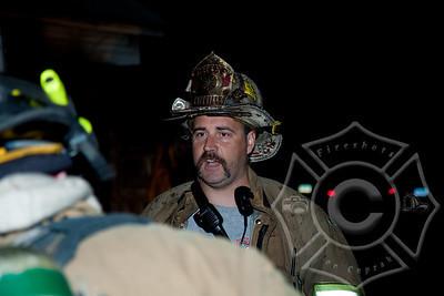 Taftville Garage Fire-6
