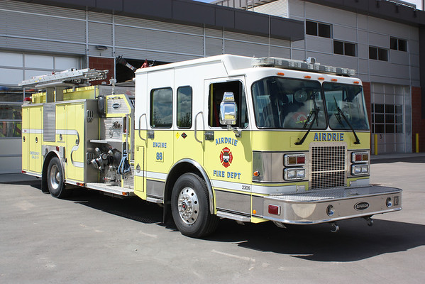 Airdrie Fire Department