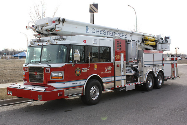 Chestermere Fire Services