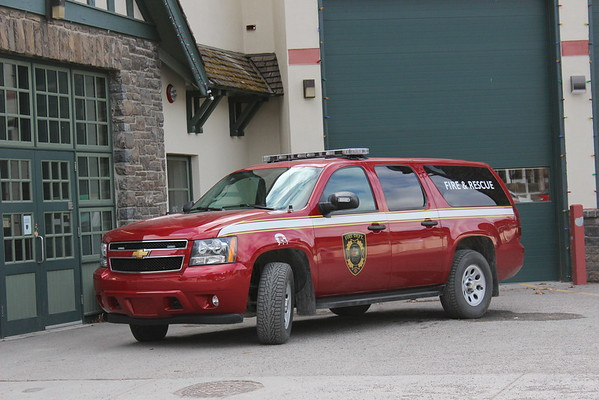 Banff Fire Department