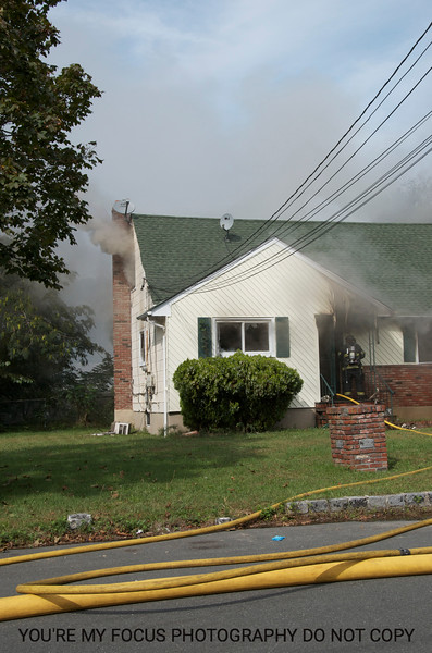 North Amityville Basement Fire 43 Tryconnell Street