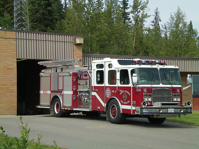 Prince George Fire Rescue