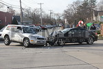 Friday, December 16th, 2011: the Bellmore Fire Department operated on the scene of a motor vehicle accident at the intersection of Bellmore Avenue and Oak Street.