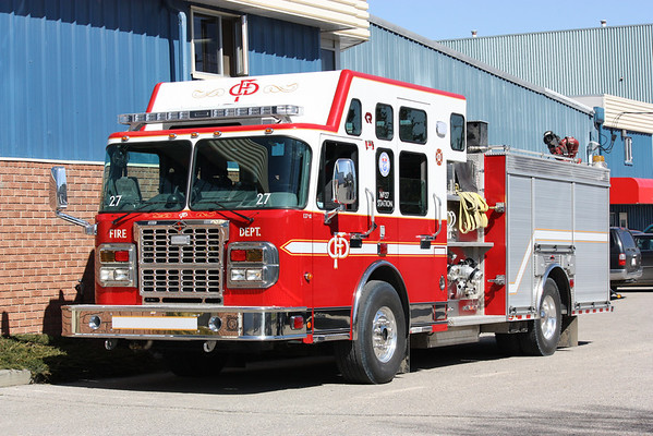 Active Fire Apparatus