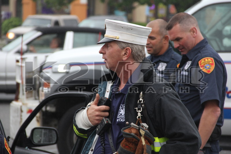 East Farmingdale Assistant Chief Wisz.