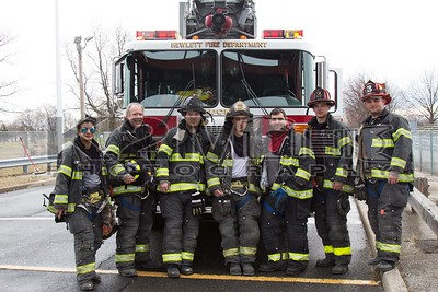 2016 Firefighter Close Ups