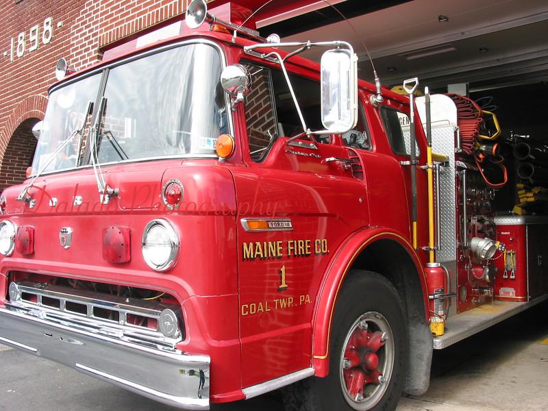 Maine Fire Company.