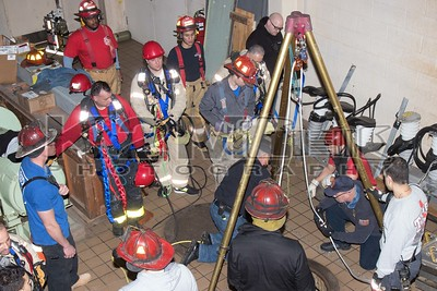 Confined Space Drill [2-18-17]