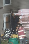 Friday, June 19th, 2020: the Hempstead Fire Department was called to a house fire on Henry Street off Thorne Avenue. When firefighters arrived on scene they were met with a small fire at the rear of the residence. The fire was quickly knocked down before it could extend further.