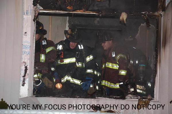 66 Cruickshank Ave working fire 4-17-13