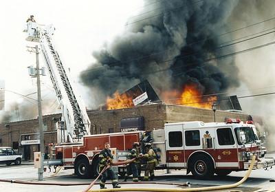 Illinois Fires
