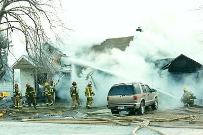 Kenosha County Fire Deptartments in Action