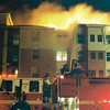 St. Catherine's Commons Apartment Fire/8-24-06