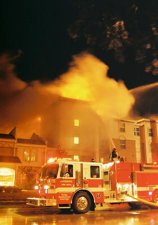 Kenosha, WI Fire Department Photos (ARCHIVES)