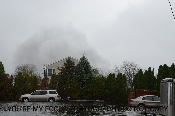 847 S. 6th Street Working Fire (10-29-12)