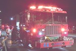 Sunday, March 1st, 2020: Long Beach firefighters operated on the scene of a signal ten [working fire] on the 500 block of East Park Avenue.  The fire was located on the second floor of a private dwelling and was quickly knocked down.