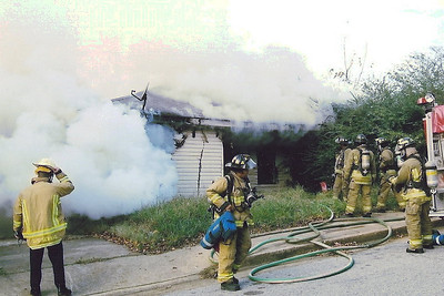 Memphis Fire in Action