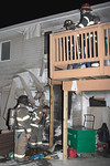 Tuesday, July 28th, 2020: the Merrick Fire Department was called to a house fire on Clubhouse Road off Denton Drive. Upon arrival firefighters were met with an extinguished fire at the rear of a two-story private dwelling. Firefighters performed overhaul and did not find any extension to the interior of the home.
